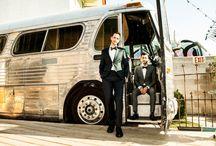 "Darren & Joshua ""fleur de lis"" inspired wedding @airship37 / by Berkeley events Weddings"