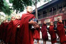 Myanmar / La antigua Birmania.