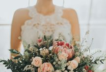 Bouquets we love / Some bouquets we thought were beautiful and easy to recreate.