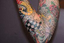 Tattoo Ideas / by Rock Star Dad Web Design