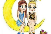 Soy Luna drawing