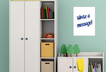 Dry Erase Wall Decals / by Wall Decal World
