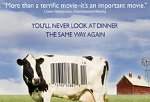 DVDs - Health and Foodie Videos / My most favorite videos on sanity, awareness, activism, and on GMOs (and that devilish company Monsanto who we love to hate).  But in here is some DVDs for healthy inspiration and transformation!  Yum!