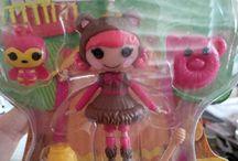 Lalaloopsy mini doll / Mini lalaloopsy