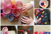 Fine motor / finger gym