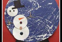 toddler crafts winter