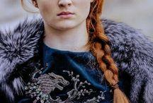 Sansa Stark the Queen