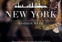 Passion for New York Fashion Week