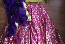 Hint kıyafetim kendi tasarımım