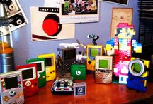 Nerd Stuff i do / My Game Boy mods ;)