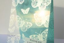 Clear cardstock and Vellum / by Lisa Mendoza