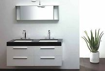 vanities / At Bacini, our range of stunning basins and vanities is only the beginning. Choose from wall basins, inset basins, under-mount basins and more, with tapware, toilets, baths and vanity units to add something special to your bathroom renovation.