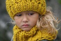 děti-pletené