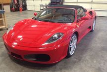 Cars, Cars and More Cars! / Browse the cars we have done work on throughout the years!