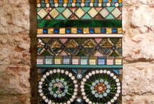 Mosaic Panels - Inspiration