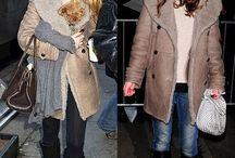 Lammy jassen / Een verzameling foto's van mooie lammycoats als inspiratie voor de komende winter....