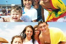 Recreated Childhood and Family Photos / Recreating childhood memories and embarrassing yourself along the way.