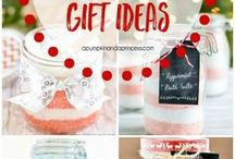 Christmas mason jars