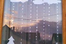 Dekorace na okna