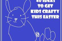 Easter Crafts / by Carol Schmidt