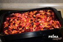 ovocné a zeleninové zavařeniny