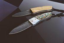Lionsteel Folding Knives