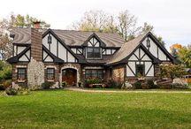 casa stil Tudorian