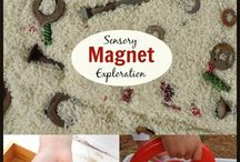 Preschool sensory bin activities