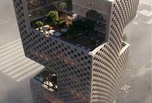 Arquitectura - Buildings