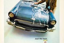 vintage car adverts