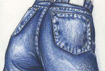 ilustrações - desenhos