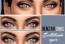 Sims 4 Makeup, Skin & Eyes