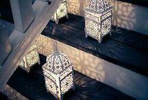 Orientalisk inredning / Jag älskar allt som har med inredning att göra...så här samlar jag bilder på den orientaliska stilen