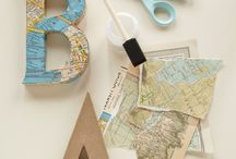 Neutral Travel/World Nursery / by Cara Bowles