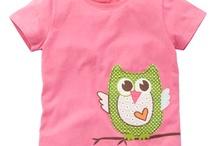 bordados en ropa infantil