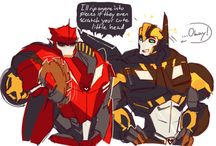 Transformers Prime & others