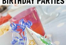 Sky's party