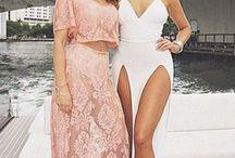 Natalie Halcro & Olivia Pierson