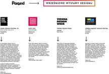 Paged na wrześniowych festiwalach designu i wystawach / Początek jesieni zapowiada się pod znakiem intensywnej prezentacji dokonań projektowych Pagedu na wydarzeniach promujących polski design w kraju i za granicą.  - Wawa Design Festiwal 03, Warszawa 5 - 13.09www.wawadesign.eu - Expo 2015, Pawilon Polski, Mediolan, 13 - 27.09 www.projekt-wbz.com.pl - Vienna Design Week, Wiedeń 25.09 - 04.10www.polishdesignstories.com - Warmia Mazury Design Festival, Ostróda 8-11.09 www.formwell.pl