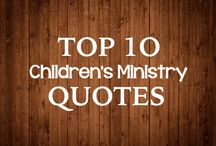 Children's Ministry / by Anna Pitts