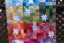 Quilts--Ideas for group charity quilts