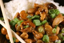Asian Food Love / by Jeanne Catron