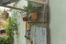 H O M E // jardin