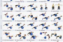 BALL EXERCISE WORKOUT