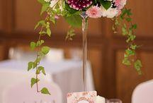 Decoratiuni nunta Restaurant Posada Valcea