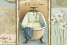 Láminas para el baño
