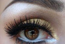 Eye Shadows & Nails