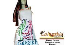 Blusones - Mantas Wayuu