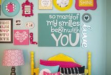 Rylies room / by Lindsay Manthe