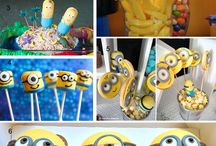 Minion party / by Mariana De Beer